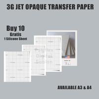 TRANSFER PAPER 3G JET OPAQUE TERMURAH SIZE A3 DARK USA