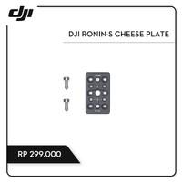 DJI Ronin-S Cheese Plate