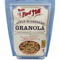 Bob's Red Mill Gluten Free Apple Blueberry Granola 340gr