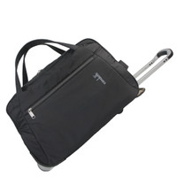 Condotti Travel Bag Trolley 63090 Lightweight - Black