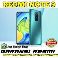 Xiaomi Redmi Note 9 4/64 Garansi Resmi - Green 6/128