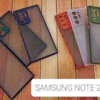Shockproof Doft Case Samsung Galaxy Note 20 Plus