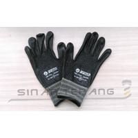 Safety Glove - Sarung Tangan safety NBR Foam - Spandex