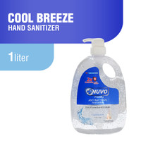 Nuvo Hand Sanitizer Cool Breeze 1000 ml