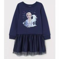 dress tutu cantik disney Frozen H&M original SALE