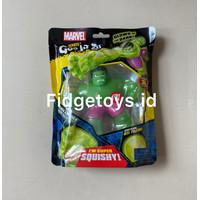 Heroes of Goo Jit Zu Marvel Superheroes Hulk Glow - Hot Toys 2020