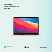 Apple Macbook Air M1 Chip 8-CORE 2020 Resmi Pajak