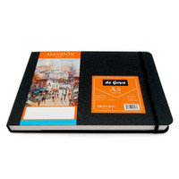 DE GOYA ALGODON STITCH BOOK A5 COLD PRESS 300GSM