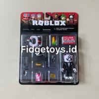 Roblox Avatar Shop Series - Rare Complicated Unicorn Gangster Panda