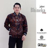 fillea bhineka jaket batik solo Oversize puring saku dalam murah