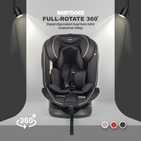 Car Seat Baby Does CH 8735 Full Rotate 360 Derajat