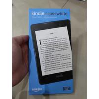 Kindle Paperwhite 10th Gen EBook Reader Waterproof BLUE 32GB Ads BNOB