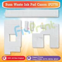 Busa Waste Ink Pad Canon iP2770 MP258 MP287 Absorber Pembuangan