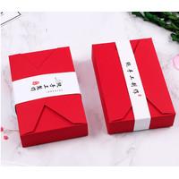 Kotak Kertas Bentuk Envelope Box Hampers Imlek Valentine Souvenir