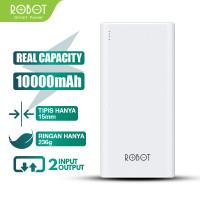 PowerBank Robot RT170 10000mAh Anti-Slip Power Bank Black