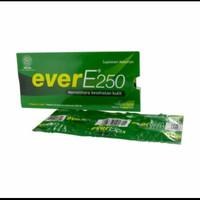 Ever E 250 vitamin E isi 6 kapsul