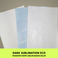 Dark Sublimation ECO- Transfer Paper Sublim Dark