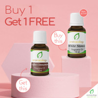 BUY 1 GET 1 FREE! Fragrance Oil | Aromatherapy | Aromacology 10 ml