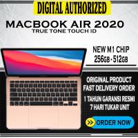Apple MacBook Air 2020 13 inch M1 Chip 8 Core CPU/ 7 Core GPU/ 256 SSD - GOLD, INTER