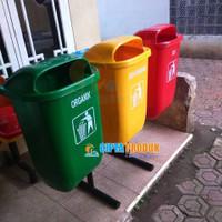 Tempat Sampah Organik Nonorganik B3