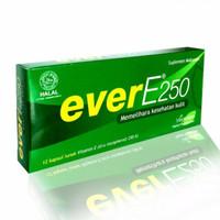 ever E 250 vitamin E isi 12 kapsul