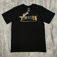 Thrxsher Magazine Hieroglyphic Tshirt / ThrasherMagazine Tee - FULLTAG