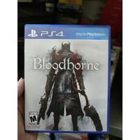 PS4 BLOODBORNE REG ALL ENGLISH USED