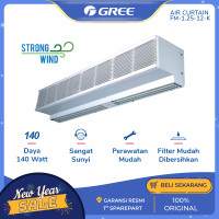 GREE Air Curtain 120cm - FM-1.25-12-K