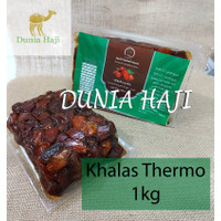 Kurma Khalas THERMO 1Kg Kurma Kholas Thermo Premium Dates
