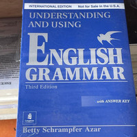 Buku edisi 3 - Understanding and Using English Grammar with Answer Key