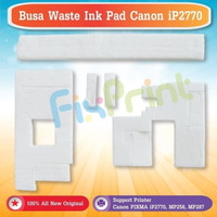 Busa Waste Ink pad Canon Ip 2770 Mp 258 Mp 287 New Original