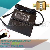 Charger Adaptor Laptop Acer Aspire E5 E5-471 E5-475g Original