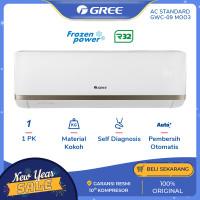 AC GREE MOO3 - STANDARD 1 PK - Putih