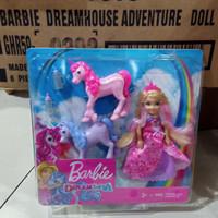 Barbie Dreamtopia gift set with Chelsea princess Original SALE murah