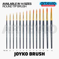 Joyko Brush Kuas Cat Air Cat Minyak Lukis Acrylic BR-6 - 1