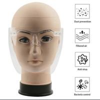 Kacamata faceshield acrylic / akrilik Terbaru