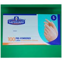 Safeguard Latex Powdered Glove/Sarung Tangan Safeguard Latex