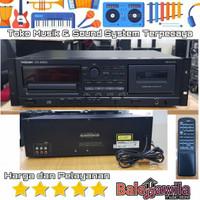 CD Player & Cassete Recorder Tascam CD-A500 CDA500 CD A 500 Ori
