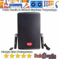 """Speaker Portable Baretone Max 10HE MAX10HE 10"""" Speaker Baretone"""