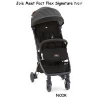Kereta Dorong Bayi Stroller Joie Meet Pact Flex Signature