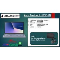 "LAPTOP Asus Zenbook UX431FL i7 10510 MX250 2GB 8GB 512ssd W10 14""FHD"