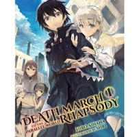 Death March to the Parallel World Rhapsody, Vol 1 by Hiro Ainana