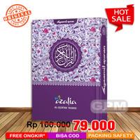 Al-Quran Wanita Azalia HC uk. A5 (Syamil Quran)