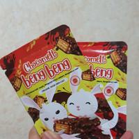 Organik masker aroma bengbeng, Chocomelt
