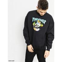Thrxsher Magazine Babes Crewneck / ThrasherMag Sweater Sweatshirt - FO