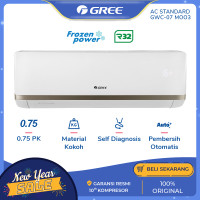 AC GREE MOO3 - STANDARD 0.7 PK - Putih