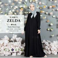 Clover Clothing Gamis Zelda - Black, S