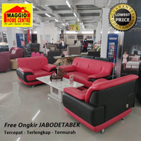 Sofa Set Epson - Sofa Minimalis - Maggio - Rumahimpian Collection