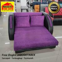 Sofa Bed Tivola - Sofa Santai - Maggio - Rumahimpian Collection