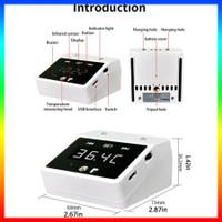 Rehabor-k2 Termometer Inframerah Digital Mini